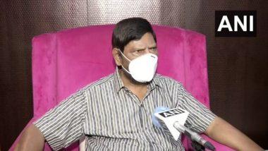 Ramdas Athawale Met Maharashtra Governor: कंगना रनौत ला कार्यालय तोडफोड प्रकरणी नुकसान भरापाई देण्यात यावी; रामदास आठवले यांची राज्यपालांकडे मागणी
