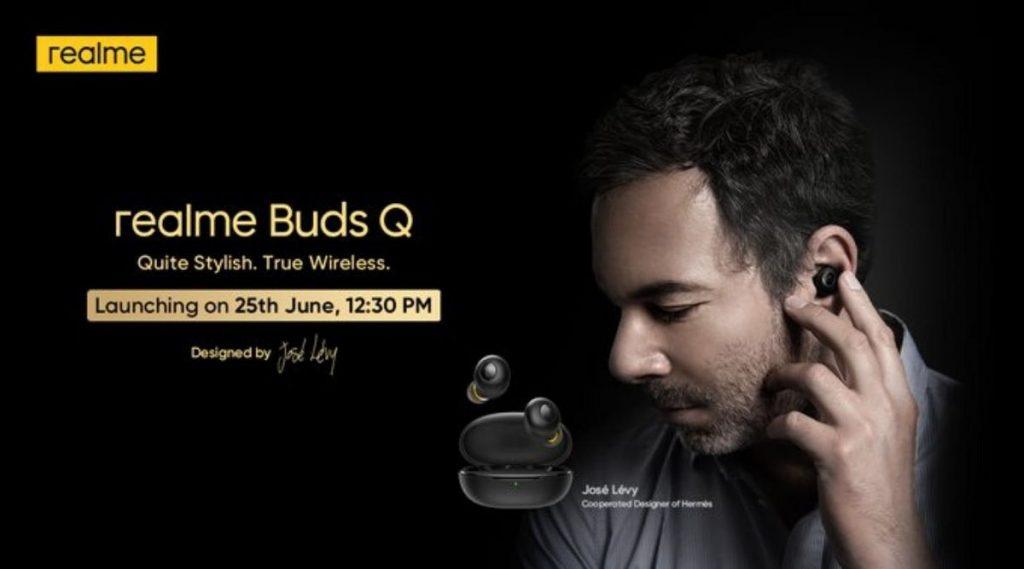 Realme Buds Q भारतात Realme X3 च्या सीरिजसह येत्या 25 जूनला होणार लॉन्च