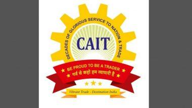Boycott Of Chinese Goods: चीनी प्रोडक्ट्सवर बॉलिवूडसह क्रिडा क्षेत्राने बहिष्कार टाकण्याचे CAIT यांचे आवाहन