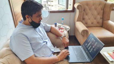 Coronavirus: नियमांच शस्त्र घेऊन बाहेर पडा काम करा, महाराष्ट्राला स्ट्राँग करा- रोहित पवार