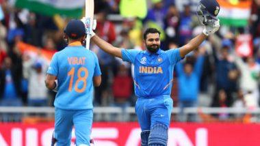 On This Day in 2019: आजच्या दिवशी Rohit Sharma ने मोडला विराट कोहलीचा वर्ल्ड कप रेकॉर्ड, पाकिस्तान विरोधात केली धमाकेदार बॅटिंग