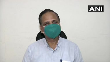Coronavirus Updates: दिल्लीचे आरोग्यमंत्री सत्येंद्र जैन यांची कोरोना टेस्ट नेगेटिव्ह, आज मिळणारडिस्चार्ज
