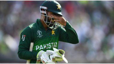 COVID in Pakistan: इंग्लंड दौऱ्यावर रवाना होण्याआधी पाकिस्तानच्या 3 खेळाडूंना कोरोनाची लागण; शादाब खान, हैदर अली आणि हारीस रौफ यांचा अहवाल पॉजिटीव्ह