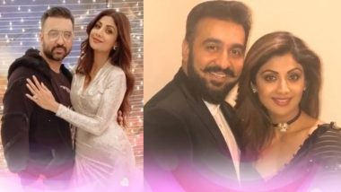 Happy Birthday Shilpa Shetty: अभिनेत्री शिल्पा शेट्टी च्या वाढदिवसानिमित्त पती राज कुंद्रा ने पोस्ट केला एक रोमँटिक व्हिडिओ, हटके स्टाईलमध्ये दिल्या शुभेच्छा