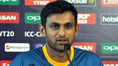 ICC T20 World Cup 2020: आयसीसी टी-20 विश्वचषक 2020 जिंकण्यासाठी पाकिस्तानचा संघ प्रबळ दावेदार- शोएब मलिक