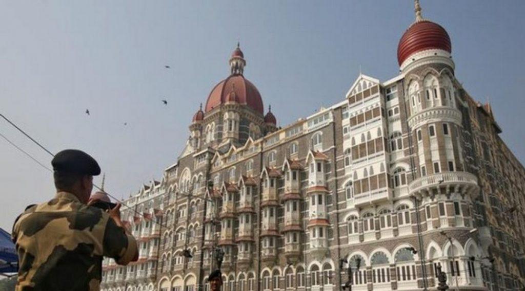 हॉटेल ताज बॉम्बने उडवून देण्याची धमकी, मुंबई शहरावर दहशतवादी हल्ल्याचे पुन्हा एकदा सावट; मुंबई पोलीस सतर्क, बंदोबस्तात वाढ