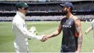 India Tour of Australia 2020-21: भारत-ऑस्ट्रेलिया बॉक्सिंग डे टेस्ट मेलबर्न येथे आयोजित करण्यासाठी CA प्रयत्नशील, पण सामना हलवल्यास SCG मध्येखेळपट्टीची तयारी सुरु