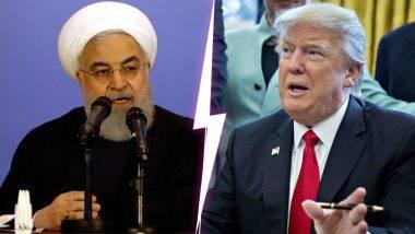 Arrest Warrant Against Donald Trump: अमेरिकेचे अध्यक्ष डोनाल्ड ट्रम्प यांच्या विरोधात इराणकडून अटक वॉरंट जारी; पकडण्यासाठी Iran ने मागितली इंटरपोलकडे मदत