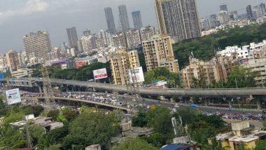 Mumbai Traffic Updates: सरकारी, खाजगी कार्यालयात 10% उपस्थितीला आजपासून परवानगी; मुंबईच्या रस्त्यांवर ट्राफिक जॅम (View Pics)