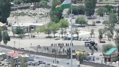 India-China Violent Face-Off in Ladakh: लडाख येथील गलवान व्हॅलीत भारत-चीन सैन्यातील झटापटीत शहीद झालेल्या 20 जवानांची नावे