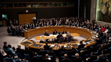 UNSC Elections 2020: संयुक्त राष्ट्र सुरक्षा परिषदेमध्ये भारताची 2021-22 साठी तात्पुरत्या सदस्यपदी निवड