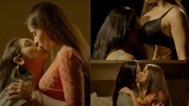 Marathi Actress Hot Lesbian Kissing Scene: 'या' मराठी अभिनेत्रीने दिला होता लेस्बिअन किसिंग सीन; कौतुकासोबत झाली होती प्रचंड टीका (Watch Video)