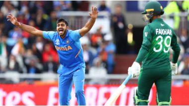 ICC World Cup 2019: विजय शंकरचा खुलासा, पाकिस्तानविरुद्ध वर्ल्ड कप सामन्यापूर्वीपाक चाहत्यांनी भारतीय खेळाडूंसाठी वापरले अपशब्द, जाणून घ्या 'तो'किस्सा