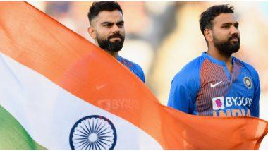'Why Do Virat Kohli & Rohit Sharma Fans Dislike Each Other So Much?' विराट कोहली-रोहित शर्मावरीलऑस्ट्रेलियन पत्रकाराच्याप्रश्नावर Netizens मध्ये ट्विटर वॉर