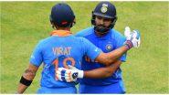 IND vs AUS 2020-21: ऑस्ट्रेलियाविरुद्ध वनडे सामन्यात Down Under 'या' 5 भारतीयांनी केल्या आहेत सर्वाधिक धावा, विराट कोहलीही यादीत सामील