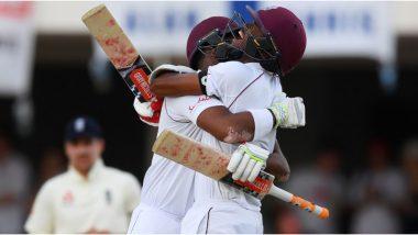 ENG vs WI 2020: इंग्लंडविरुद्ध टेस्ट मालिकेसाठी वेस्ट इंडिज टीम जाहीर, 'या' 3 खेळाडूंनी दौऱ्यातून घेतली माघार