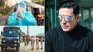 COVID-19: अक्षय कुमार याने मुंबई पोलीस आणि डॉक्टरांच्या कार्याला सलाम करत 'रख तू हौंसला' म्हणणारे शेअर केले नवे गाणे