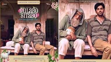 Gulabo Sitabo Movie Review: अमिताभ बच्चन व आयुष्मान खुराना यांचा 'गुलाबो सिताबो' चित्रपट 'या' कारणांसाठी जरूर पहा; उत्तम अभिनय, दिग्दर्शनासोबत लपला आहे सामाजिक संदेश