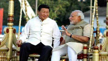 India-China Relations: चीनचे राष्ट्रपती मोदींच्या गावात झोपाळा हलवून गेले पण..: शिवसेना