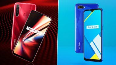 Realme 5s सह 'या' 2 स्मार्टफोन्सच्या किंमतीत झाली वाढ, GST मध्ये वाढ झाल्यामुळे कंपनीने घेतला निर्णय