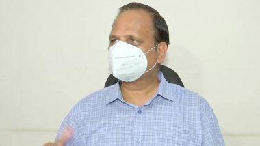 दिल्लीचे आरोग्यमंत्री सत्येंद्र जैन यांची प्रकृती नाजुक; कोरोना सह न्युमोनिया चे फुफ्फुसातील इन्फेक्शन वाढल्याने चिंता, अरविंद केजरीवाल यांची माहिती