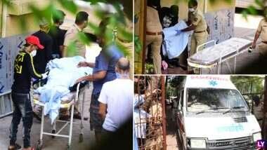 Sushant Singh Rajput's Demise: सुशांत सिंह राजपूत याचे मृतदेह शवविच्छेदनासाठी कूपर रुग्णालयात पाठवले; पाहा संपूर्ण व्हिडिओ