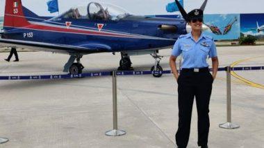 First Woman Fighter Pilot From Maharashtra: भारतीय हवाई दलात महाराष्ट्रातील पहिली महिला लढाऊ वैमानिक म्हणून नागपूरच्या अंतरा मेहता यांची निवड