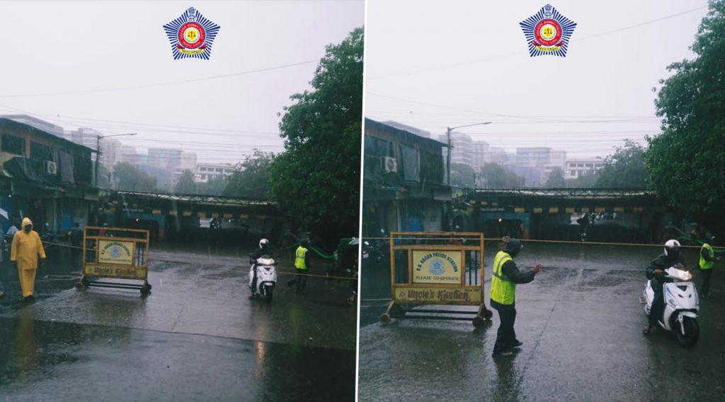 Mumbai Rains: मुसळधार पावसामुळे पाणी साचल्याने अंधेरी सबवे वाहतुकीसाठी बंद; पर्यायी मार्गांचा वापर करण्याचे मुंबई पोलिसांचे ट्विटद्वारे आवाहन