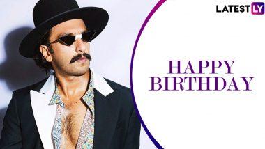 Happy Birthday Ranveer Singh: रणवीर सिंह च्या अफलातून Energetic डान्स स्टाईलची झलक दाखविणारी बॉलिवूडची '5' सुपरहिट गाणी!