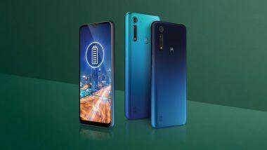 Motorola G8 Power Lite Smartphone Sale Today: आज दुपारी 12 पासून फ्लिपकार्टवर सेलला सुरुवात; जाणून घ्या फिचर्स आणि किंमत