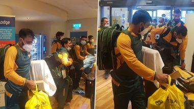 Pakistan Tour of England: फाईव्ह-स्टार हॉटेल नाही इंग्लंड दौऱ्यावर गेलेल्या पाकिस्तानी खेळाडूंवर आर्थिक संकटामुळे लॉजवर राहण्याची वेळ, तुम्हीच पाहा (View Photos)
