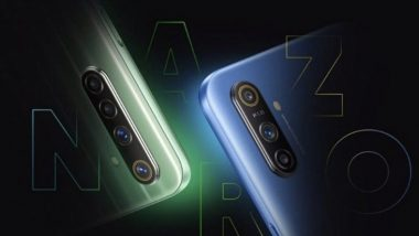 Realme Narzo 10 स्मार्टफोन आज दुपारी 12 वाजता फ्लिपकार्टवर होणार विक्रीसाठी उपलब्ध; जाणून घ्या याची किंमत आणि खास वैशिष्ट्ये
