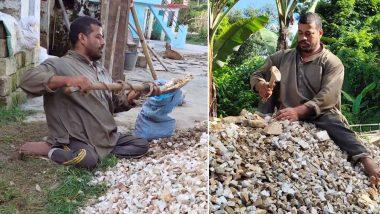 Coronavirus: भारताच्या विशेष-सक्षम संघाचा माजी कर्णधार MGNREGAत करतोय दगड फोडण्याचे काम, सोनू सूदने केली आर्थिक मदत