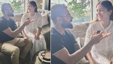 Virat Kohli's Quarantine Story: विराट कोहलीचा क्वारंटाइन एक्सपेरिमेंट, अनुष्का शर्माच्या वाढदिवशी बनवला होता केक, पाहा तिची प्रतिक्रिया (Watch Video)