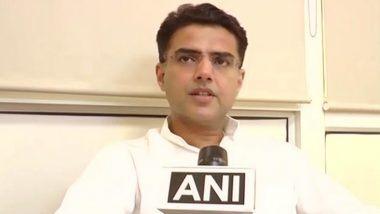 Rajasthan Political Crisis: उपमुख्यमंत्री पदावरून हटवल्यानंतर सचिन पायलट यांनी Twitter Bio मध्ये केला 'असा' बदल (See Pic)
