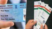 Aadhaar-PAN Card Link: पॅन-आधार लिंक करण्यासाठी 31 मार्च 2021 पर्यंत मूदतवाढ; 'असं' करा आधार-पॅन लिंक