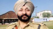 जम्मू-कश्मीर: दहशतवाद्यांसोबत संबंध ठेवल्याच्या प्रकरणी निलंबित पोलीस DSP देवेंद्र सिंह याच्या विरोधात NIA कडून चार्जशीट दाखल