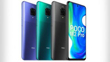 Poco M2 Pro अखेर भारतात लाँच; जबरदस्त कॅमेरा फिचर्स आणि बॅटरी लाईफ असलेल्या या स्मार्टफोनची 'ही' आहेत खास वैशिष्ट्ये