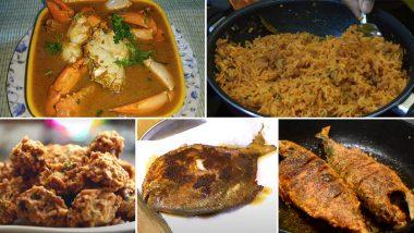 Gatari 2020 Special Fish Recipes: गटारी निमित्त खेकड्यांचे कालवण ते कोलंबी भातापर्यंत घरच्या घरी बनवा 'या' लज्जतदार मासळी रेसिपीज; Watch Videos
