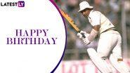Happy Birthday Sunil Gavaskar: हेल्मेटशिवाय मैदानात उतरलेल्या भारताचे माजी सलामीवीर सुनील गावस्कर यांच्या वाढदिवशीजाणून घ्यालिटिल मास्टरचे अनोखे क्रिकेट रेकॉर्ड