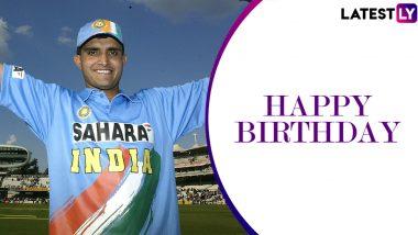 Happy Birthday Sourav Ganguly: सौरव गांगुली, एक कर्णधार ज्याने टीम इंडियाला शिकवली 'दादागिरी', दादाच्या क्रिकेटमधील दादागिरीचे 'हे' किस्से जाणून घ्या