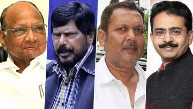 Rajyasabha MP Oath Ceremony: शरद पवार, रामदास आठवले, छत्रपती उदयनराजे भोसले, राजीव सातव आदी नेते घेणार खासदारकीची शपथ