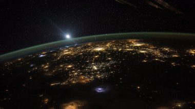 International Space Station चं आज राजकोट, अहमदाबाद, जयपूर, दिल्ली मधून होणार दर्शन; इथे पहा वेळ!