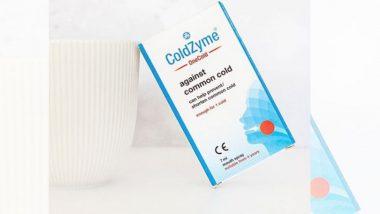 ColdZyme माऊथ स्प्रे च्या मदतीने 20 मिनिटांत 98% COVID-19 चे वायरस निष्क्रिय होतात: Enzymatica स्वीडीश कंपनीचा दावा