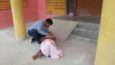 आईला वाचवण्यासाठी आरोग्य केंद्राबाहेर तरुणाची मदतीची याचना; कोणीच प्रतिसाद न दिल्याने उपचाराअभावी महिलेचा मृत्यू, पहा काळजीत पिळवटून टाकणारा Video