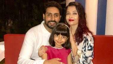 Aishwarya Rai-Bachchan Tested Negative For Coronavirus: ऐश्वर्या राय-बच्चन व आराध्या बच्चन यांची कोरोना विषाणू चाचणी आली निगेटिव्ह; हॉस्पिटलमधून घरी रवानगी