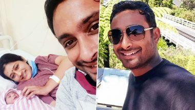Ambati Rayudu: अंबाती रायुडू आणि पत्नी चेन्नूपल्ली विद्या यांना कन्यारत्न; CSK, सुरेश रैना यांनी दिल्या शुभेच्छा