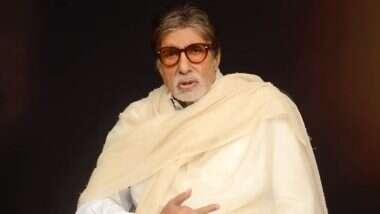 अमिताभ बच्चन यांनी शेअर केला चाहतीचा Singing Video; हॉस्पिटलमधील दिवस प्रसन्न केल्याबद्दल मानले आभार