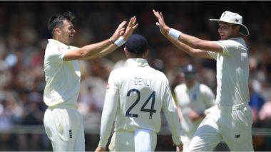 ENG vs WI 3rd Test: वेस्ट इंडिजविरुद्ध निर्णायक सामन्यात स्टुअर्टब्रॉडच्या विक्रमी कामगिरीने जुळला अनोखा योगायोग, इंग्लंडने नोंदवला दणदणीत विजय