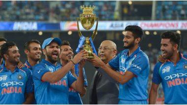 Asia Cup 2021: कोरोनाच्या प्रादुर्भावामुळे सलग दुसऱ्या वर्षी आशिया कप रद्द, श्रीलंकेत होतं स्पर्धेचं आयोजन